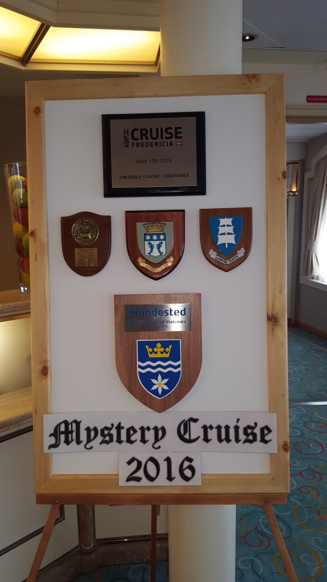 Mystery Cruises #AtoZChallenge