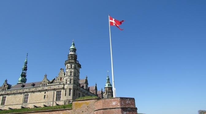 Kronborg Castle #AtoZChallenge