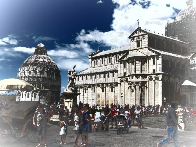 Pisa #AtoZChallenge