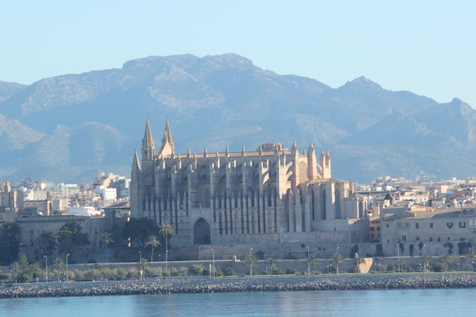Strolling around Palma de Mallorca