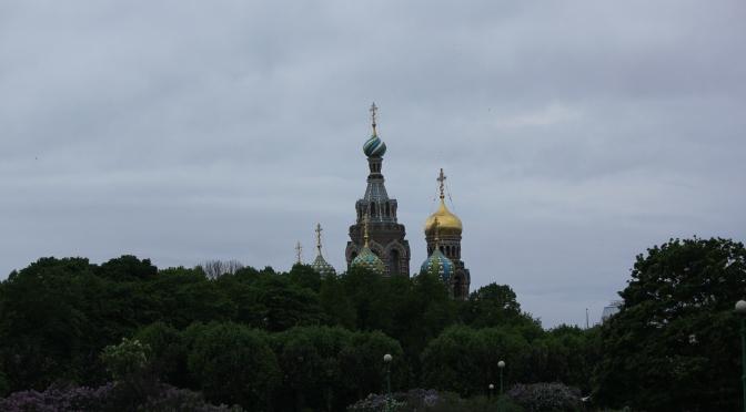 R = Russia's St. Petersburg