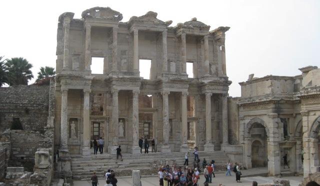 E = Ephesus